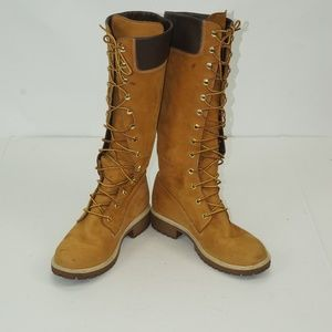 WOMENS TIMBERLAND 14 INCH WATER PROOF BOOTS